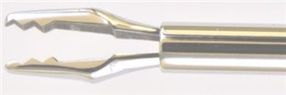 20g Ducournau Serrated Forceps