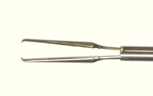23g Myopic End Gripping Forceps